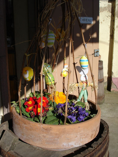 Ideas For Easter Decorations With A French Touch The